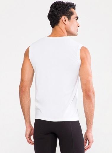 D'S Damat Ds Damat 2'li İç Giyim Atlet Beyaz